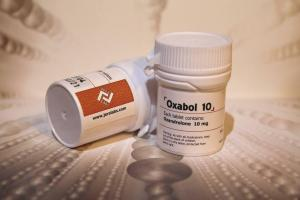 Medical study: twelve weeks on oxandrolone